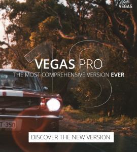 Magix Vegas Pro 18